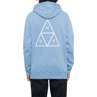 Hooded Sweatshirt Essentials Triple Triangle - forever blue