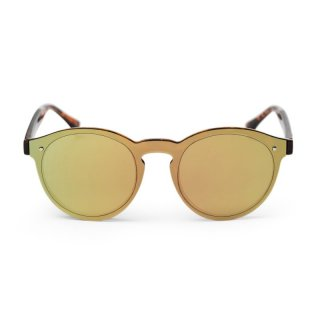 Sonnenbrille McFly - turtle brown yellow mirror