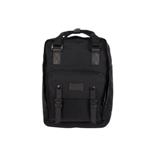 Doughnut Macaroon Backpack - all black