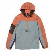 HUF Nystrom Packable Jacke - rust