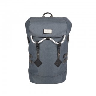 Doughnut Colorado Accents Series Backpack - charcoal x white