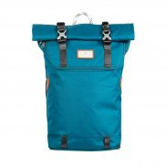 Doughnut Christopher Nylon Mid-tone Series Backpack - teal