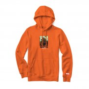 Primitive Thing Hoodie orange