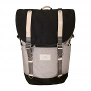 Doughnut Denver Rucksack light grey x charcoal
